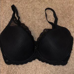 Natori black lace bra